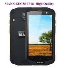 Originales mann zug 5S zug5s 5.0 wvga ips ogs 1280×720 android 4.4.2 IP67 2 GB RAM 16 GB ROM 8.0MP 4G FDD-LTE WCDMA 4050 Mah