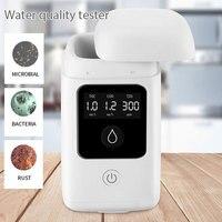 Water Kwaliteit Tool Wit Detector Water Bacteriën Hoge Precisie Duurzaam Water Zwevende Stoffen 200mAH|Concentratie meters|Gereedschap -
