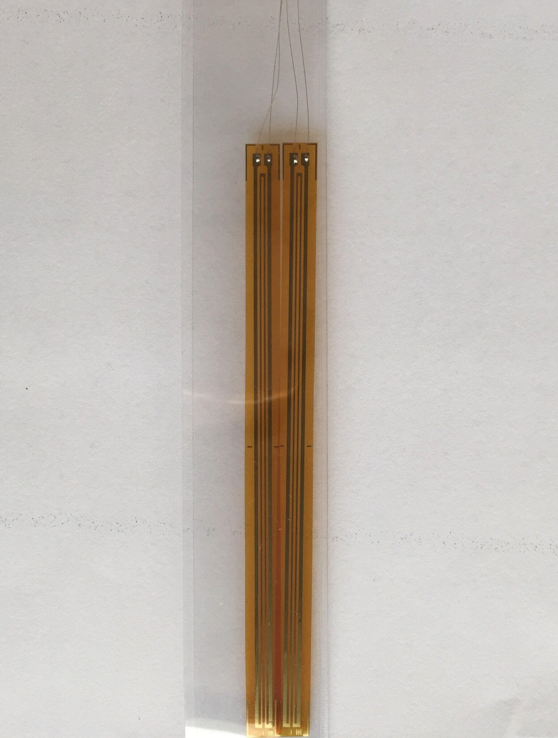 Foil type resistance strain gauge / strain gauge / concrete strain gauge BX120-80AA foil type resistance strain gauge strain gauge concrete strain gauge bx120 80aa