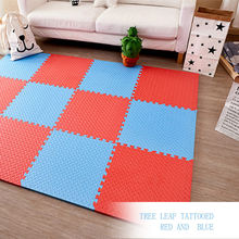 30*30*1cm 9/18/24pcs Baby EVA Foam Exercise Gym Floor Baby Play Mats Protective Flooring Carpets(China)