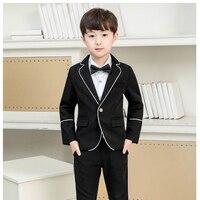 2019 Boys Suits for Weddings Boy Suits Formal Suit for Boy Costume Enfant Garcon Mariage Terno Infantil Disfraz Infantil EB201