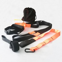 Multi Grip Stretch Strap Yoga Exercise Stretching Out Rope Fitness Equipment Bands Hanging Belt Tension Suspension