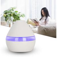 300mL Essential Air Humidifier Mini Colorful Oil Diffuser Cool Mist Humidifier Usb Humidifier Air Purifier For