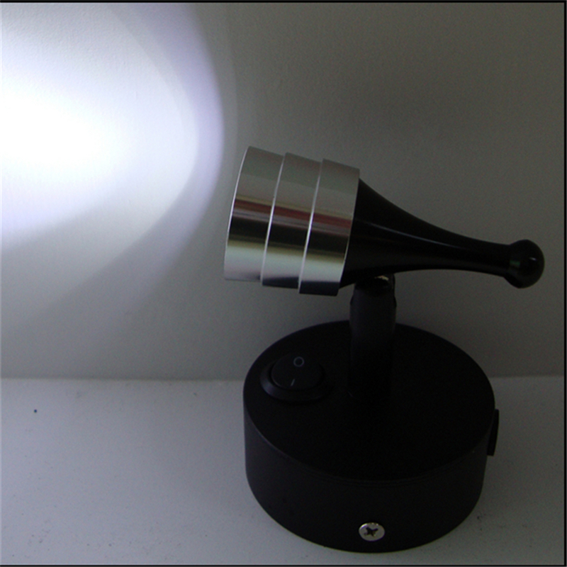 3 años de garantía 1W / 3W que recarga la lámpara llevada del - Iluminación LED