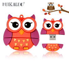 Penguin Owl Fox usb flash drive pendrive 4GB/8GB/16GB/32GB