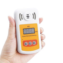 Portable SMART SENSOR LCD Carbon Monoxide Meter Detector CO Gas Tester 0-1000ppm