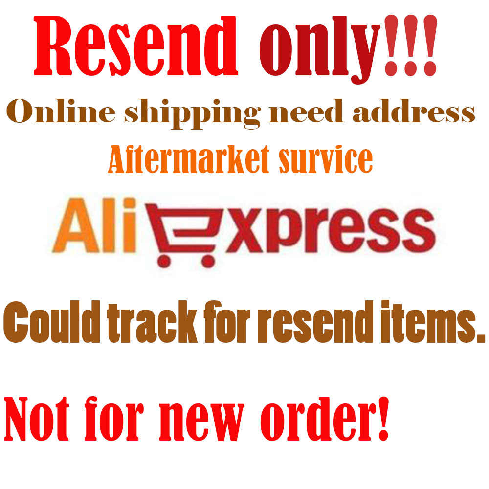 Only for Resend re-deliver fashion jewelry not for a new order