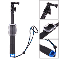 ALLOTSEED 33 99CM39inch Extendable Handheld Selfie Stick Monopod For Gopro Hero 5 4 3 SJCAM For