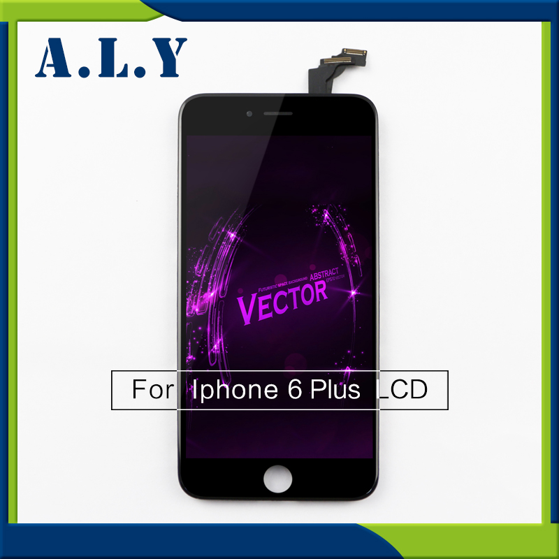 [sample] For iPhone 6 Plus LCD Display LCD Touch Screen Digitizer Assembly for iPhone6 Plus  Replacement.Free Ship non working fake dummy phone sample display model for iphone 5