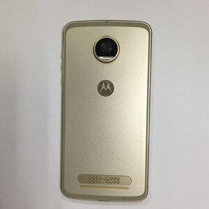 "Image 4 - Original Motorola MOTO Z2 Play XT1710 Smartphone 5.5"" FHD Snapdragon Octa Core Android 8 Cellphone 4GB RAM 64GB ROM MobilePhone"