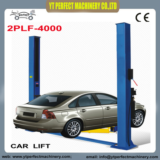2 Post Car Lift High Quality Portable Hydraulic Lift Best Seller