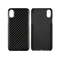 Mcase 0 7mm Ultra Thin Real Carbon Fiber Case Cover For IPhone X Carbon Fibre Phone