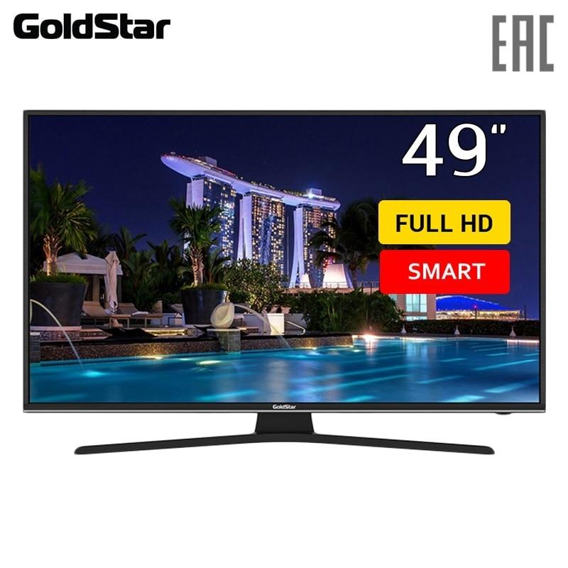 Фото - TV 49 Goldstar LT-50T600F FullHD SmartTV 4049inchTV dvb dvb-t dvb-t2 digital 0-0-12 tv led goldstar 28 lt 28t600r hd ready smarttv android 30inchtv