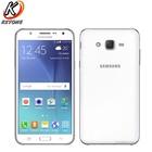"Original Samsung Galaxy J7 J700F Mobile Phone 5.5"" 1.5GB RAM 16GB ROM Octa Core Android 2800mAh Dual SIM Smart Phone"