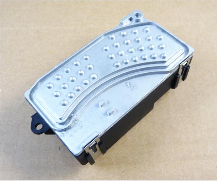 Blower Motor Resistor Control Module Regulator For Audi A6 C6 S6 Allroad R8 4F0820521 4F0910521 4F0820521A 246810-5840 бесплатная доставка diy kit электронные производство lm2902nsr ic операционные усилители gp 1 2 мгц quad 14sop 2902 lm2902 20 шт