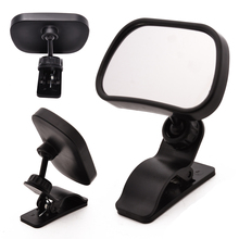 1pcs Auto Car Babt Mirror Baby Back Seat Rear View for Infant Child Toddler Safety Black 360 Degree