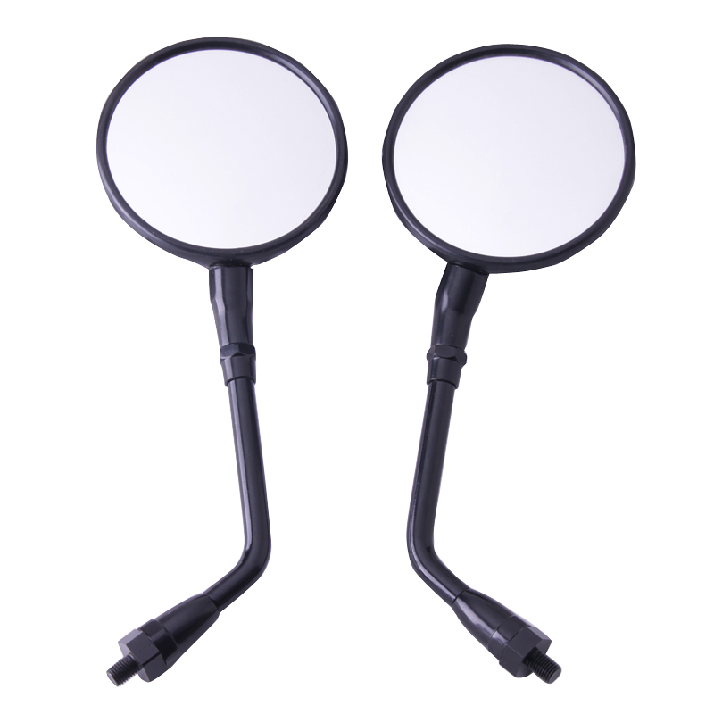 Left Right Motorcycle Side Rear View Mirrors For Buell XB9S XB12S XB 9S 12S For HONDA