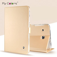 PU Leather Soft TPU Silicone Cover Case For Samsung Galaxy Tab E 8 0 T377 T375