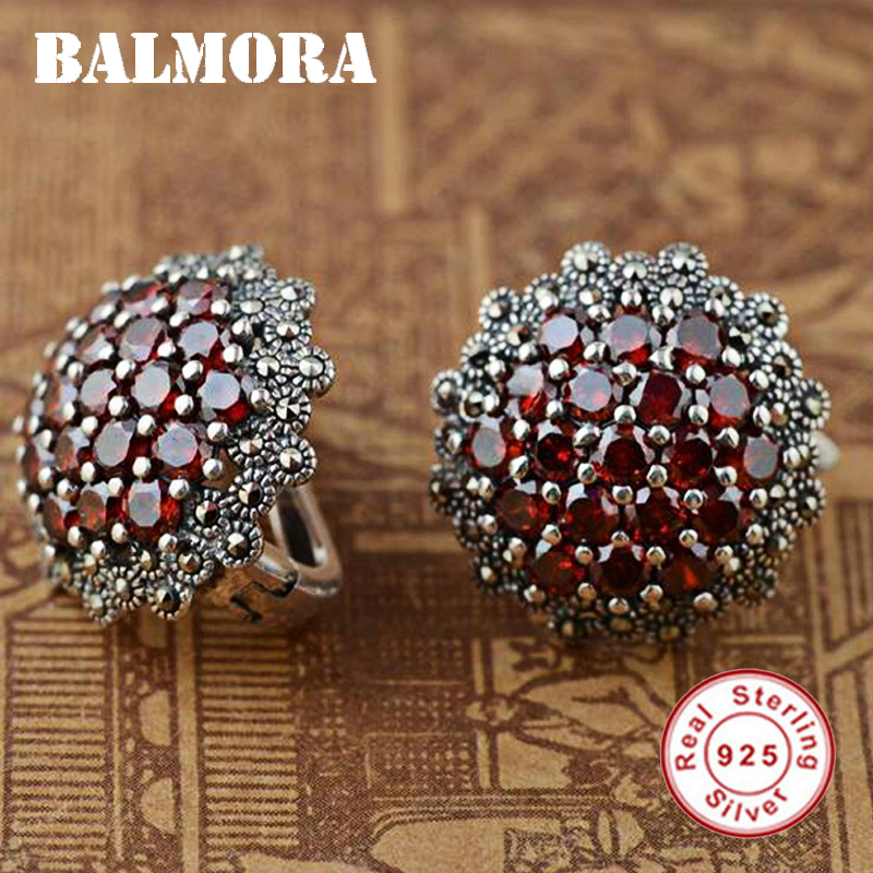 100 Real Pure 925 Sterling Silver Earrings Jewelry Elegant Stud Earrings For Women Free Shipping SLS30192
