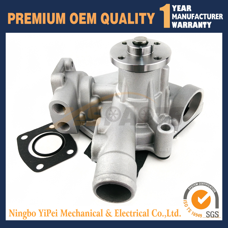 Water pump 129900-42055 FOR Yanmar Komatsu 4D94E 4D94LE FD30-15 FD30-16 FD30-17