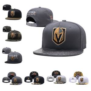 2018 New Baseball Caps Golden Team Embroidery Hip Hop Fans 97a26ad20253