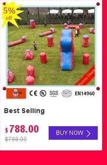 Сумасшедшая цена! надувной для пейнтбола производитель бункера, /розничная, надувной