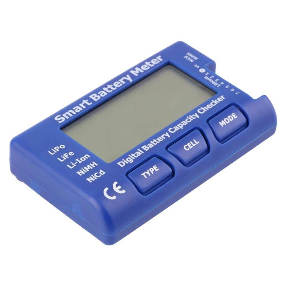 5 в 1 умный измеритель заряда батареи с балансовым разрядом ESC Servo PPM тестер