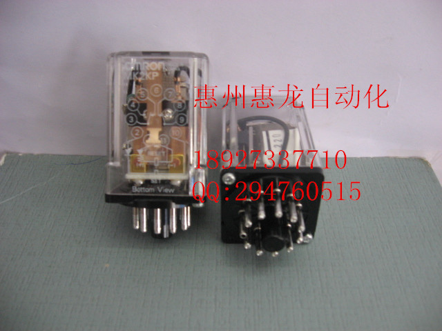 [ZOB] 100% brand new original authentic OMRON Omron electromagnetic relay MK2KP AC220V --2PCS/LOT mind authentic no ximing da relay jssip 05 m ac220v