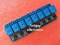 1 PÇS/LOTE 5 V 8 Channel Módulo de Relé Board para Arduino AVR MCU PIC ARM DSP Eletrônico 100% novo original
