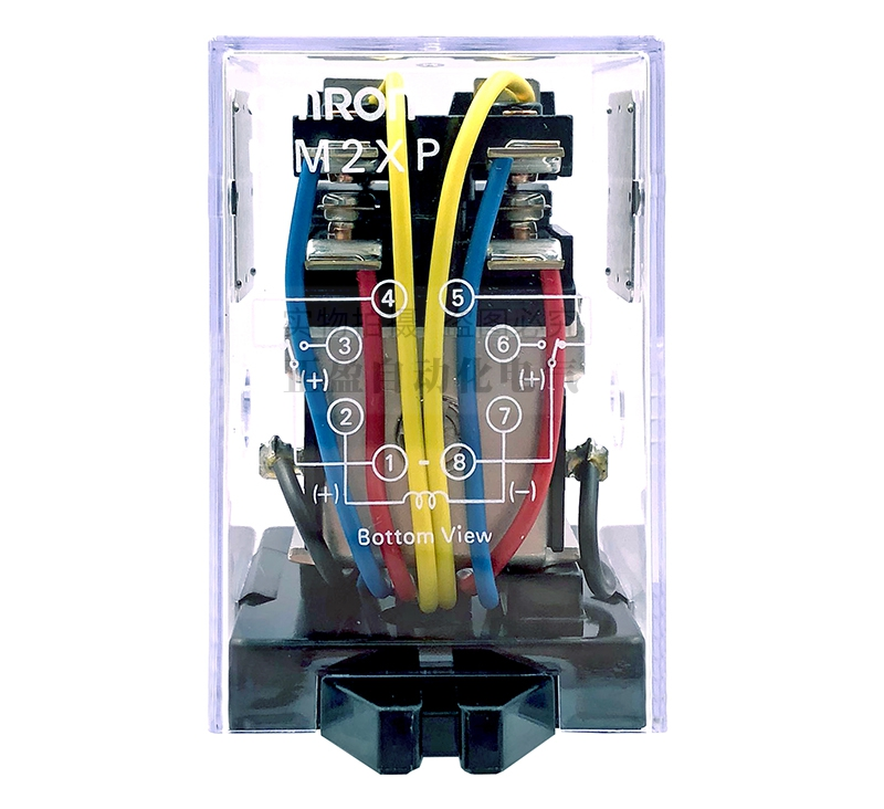 Free shipping Original imported Omron OMRON Power Relay Intermediate Relay MM2XP DC24VFree shipping Original imported Omron OMRON Power Relay Intermediate Relay MM2XP DC24V