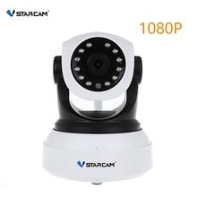 VStarcam C24S 1080 P HD Wireless IP Security Camera WifiI Ir-cortó la Visión Nocturna de Grabación De Audio de Red de Interior Bebé Monitor