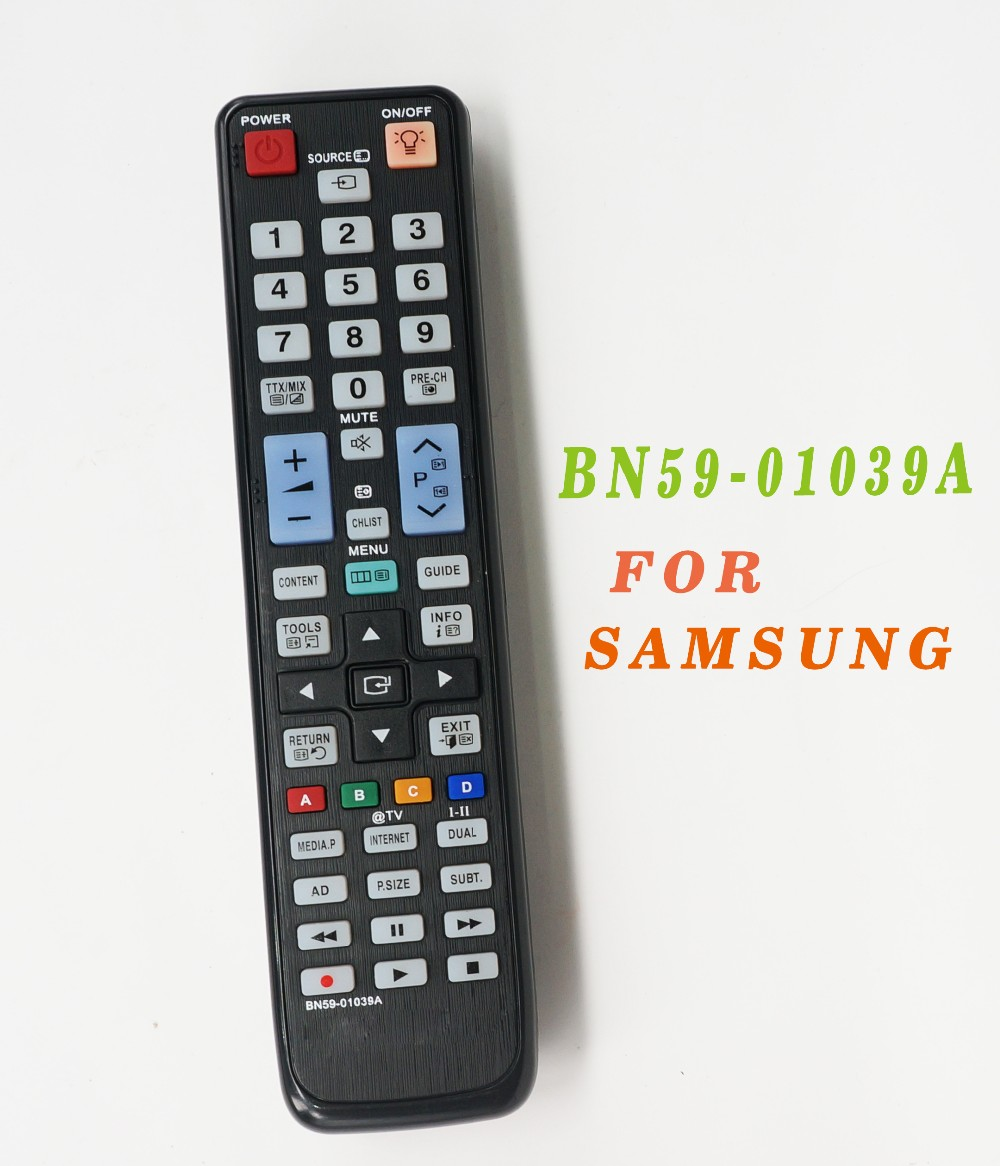 New BN59-01039A Remote Control For Samsung 3D Smart TV BN59-01040A UE32C6505 UE37C600 UE40C6000 UE46C6000 купить samsung ue 37 d 6500