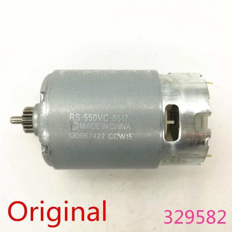 Moteur 329582 pour HITACHI DB10DL FDB10DL perceuse visseuse sans fil HIT-329582.A outil électrique accessoires outils électriques