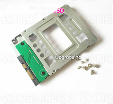 1pcs- 30pcs 2.5 to 3.5 Inch Hard Disk Brasket Converter ASSY 654540-001 For HP GEN8/N54L Hard Drive Bay