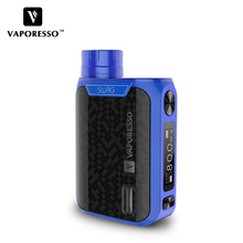 Original Vaporesso SWAG Mod 80W  Electronic Cigarette Vape Mod for Vaporesso SWAG Kit fit for NRG SE NRG SE Mini Tank Atomizer все цены