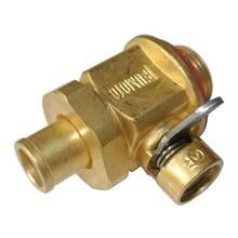 Adapter-Integrated Oil Drain Valve 22mm-1.5 Fit FUMOTO Engine KOMATSU Excavator