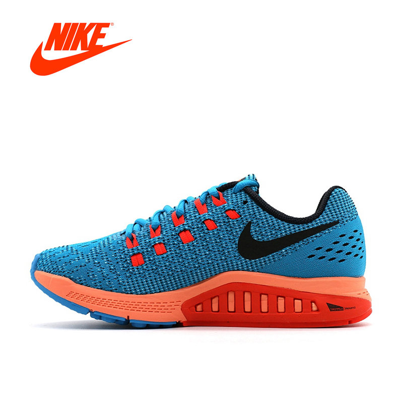 timeless design 10055 c7a1e Intersport Official New Arrival NIKE AIR ZOOM STRUCTURE 19 Women s  Breathable Running Shoes Sneakers-in Running Shoes from Sports    Entertainment on ...