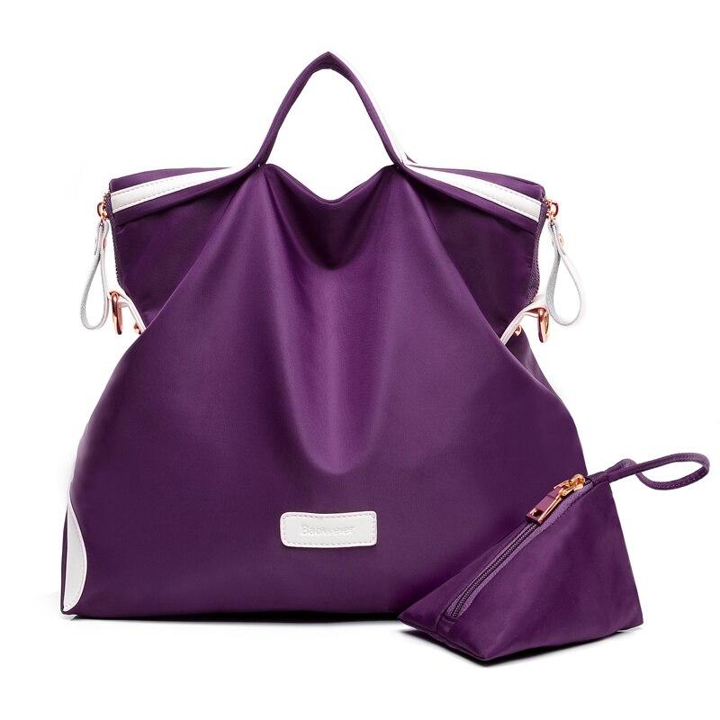Tote Bag Zipper Nylon Promotion-Shop for Promotional Tote Bag ...