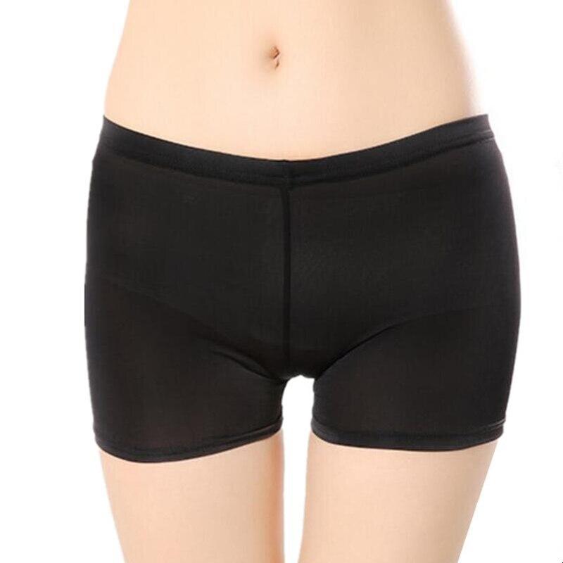 CHSDCSI Brand Fashion White Women   Shorts   Elastic Waist Lady Skinny Soft Cotton   Shorts   Causal Black Feminin Summer   Short   Pants