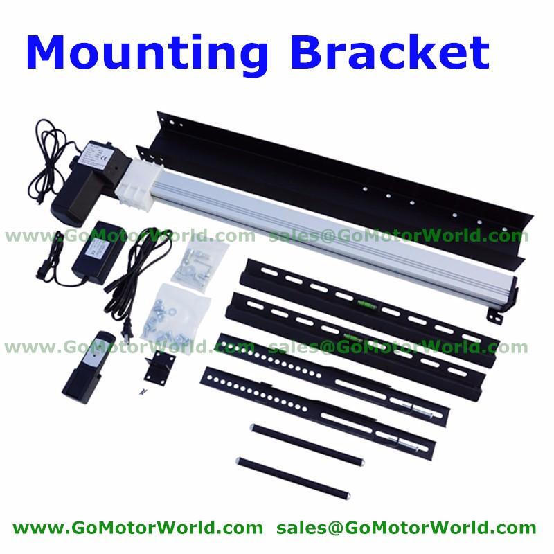 TV lifter accessory
