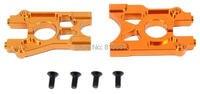 LOSI parçaları yükseltme CNC metal diferansiyel losi 5ive-t için braketi kiti