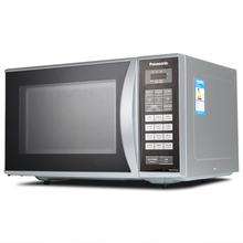 NN-GT353M Rotary Microwave Oven 23 Liters Stainless Steel Flat-Plate Hand Pull Type Bulit-in Microwave Ovens