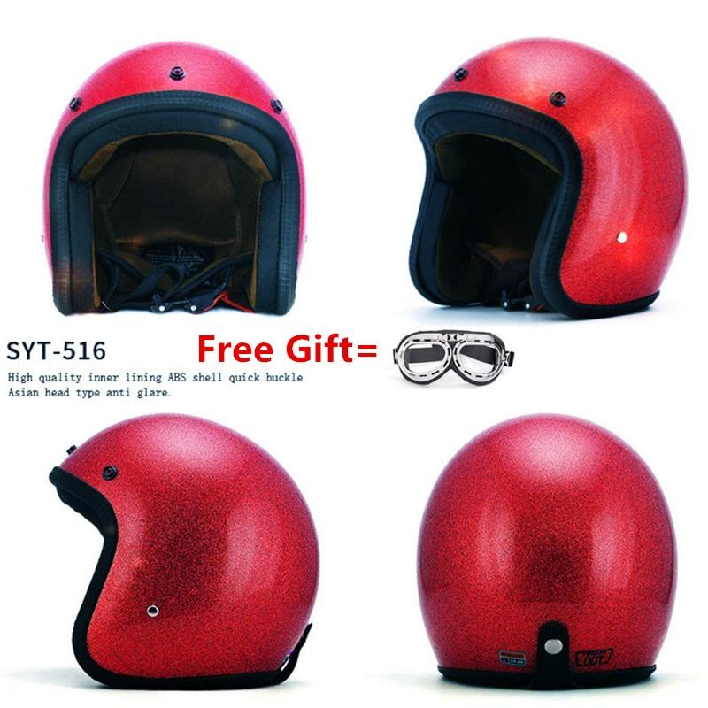 DOT Motorcycle helmet Adult motocross Dirt Bike Offroad Street Helmet Goggles S/M/L casco moto motocross helmet
