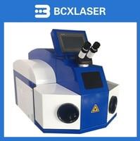automatic YAG laser welding machine 200W jewelry spot machine for sale