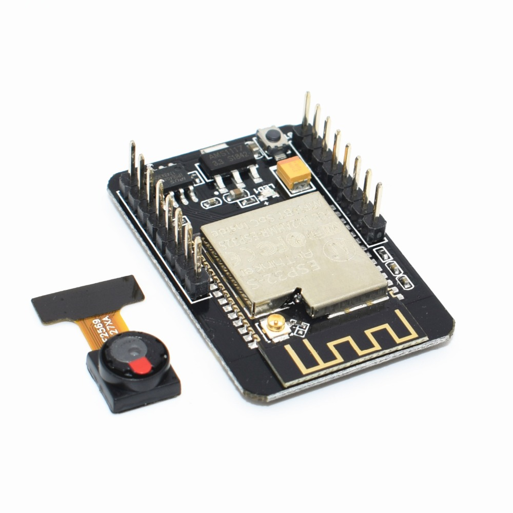Image 4 - 10PCS ESP32 CAM WiFi WiFi Module ESP32 serial to WiFi ESP32 CAM Development Board 5V Bluetooth with OV2640 Camera Module Nodemcu-in Integrated Circuits from Electronic Components & Supplies