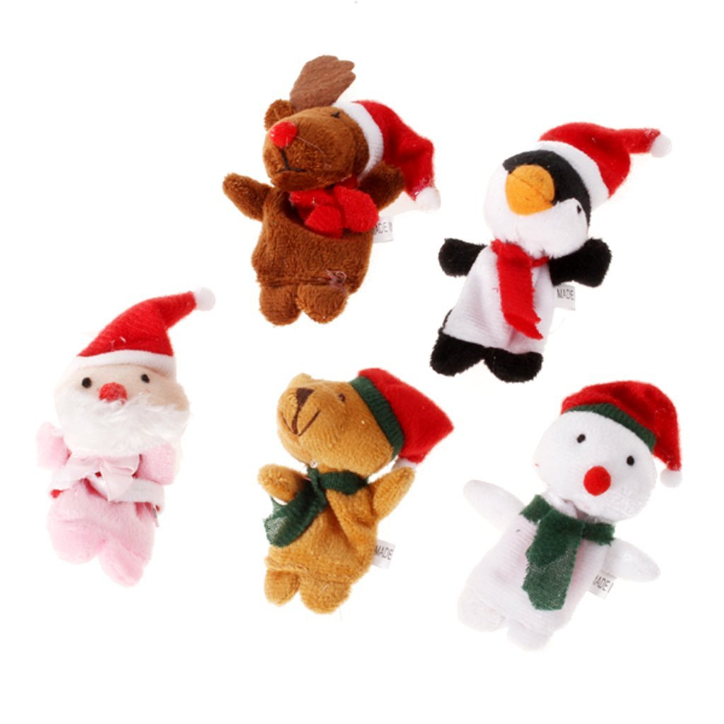 Wholesale!Finger Puppet/Dolls/Toys Story-telling Props/Tools Toy Model Babies/Kids/Children Toy