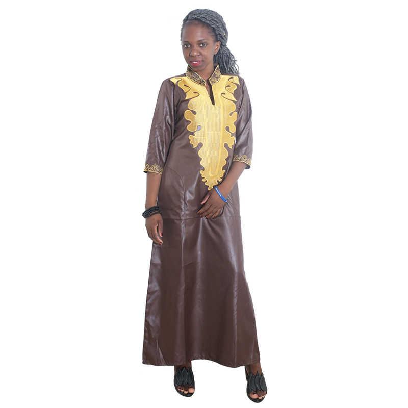 MD 2019 afrika elbiseler kadınlar için bazin riche nakış dashiki elbise güney afrika giyim bayanlar geleneksel afrika elbiseler