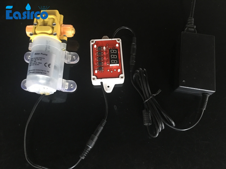 Aeroponics Timer, Cycle Timer,  Minimun 1S, Maximun 999H,Automatic Memory Function DC9~24V,Quick And Convenient