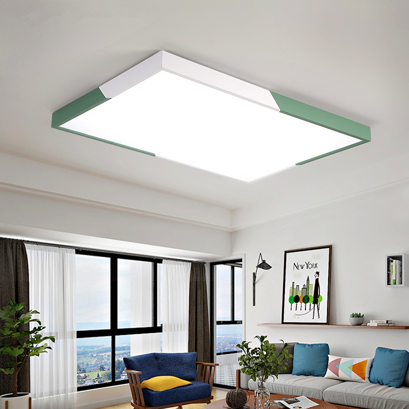 LED Nordic Creative Ceiling lighting novelty bedroom Ceiling lights Modern children 's room Fixtures study ceiling lamps vemma acrylic minimalist modern led ceiling lamps kitchen bathroom bedroom balcony corridor lamp lighting study