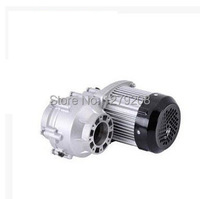 BLDC 1800W 72V brushless motor ,heavy electric tricycle motor,differential gear motor